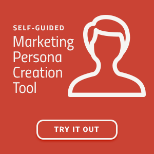 get to know your company's buyers better with our handy marketing personas tool