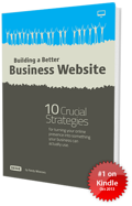 Building Better Business Websites ebook cover