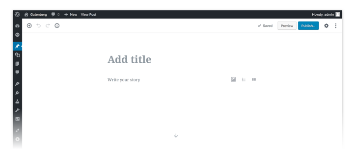 gutenberg-editor-start-view