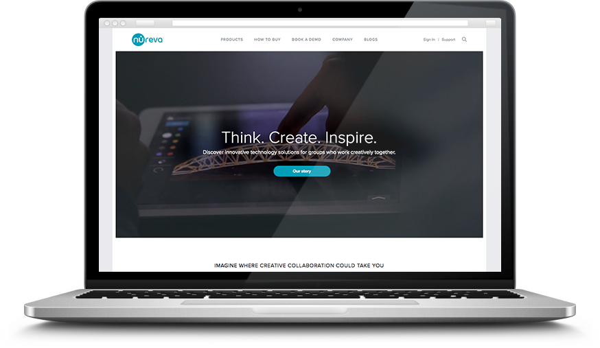 Nureva collaborative business and education technology