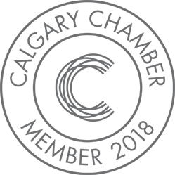 Calgary Chamber of Commerce Member 2018