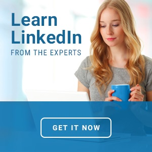 learn linked in from the experts