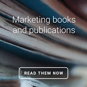 read our marketing books and publications