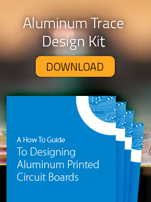 aluminum circuit board design kit
