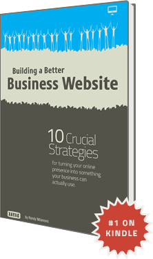 building a better business website eBook