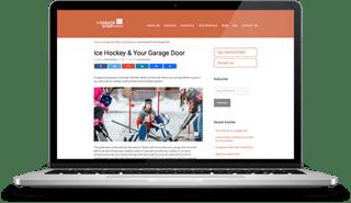 garage door company blog