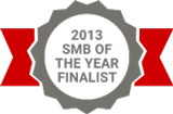 ATB Small Business of the Year Finalist Badge