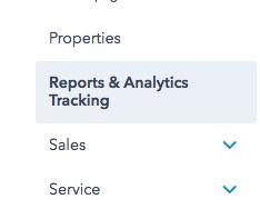 Tracking-tab